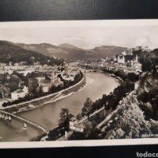 Postales: POSTAL DE. SALZBURG. BLACK CON MULLEN.. Lote 245383775