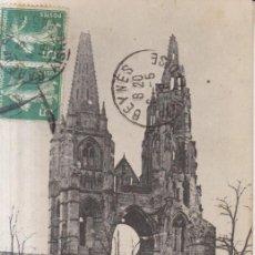 Postales: FRANCIA SOISSONS S.JUAN DE VIGNES 1918 POSTAL CIRCULADA. Lote 245385620