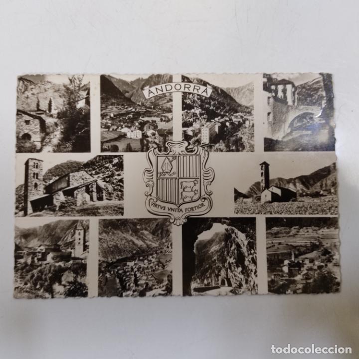 POSTAL ANDORRA LES ESCALDES (1125/21) (Postales - Postales Extranjero - Europa)