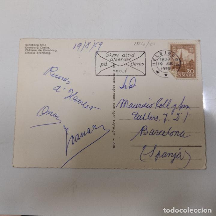 Postales: POSTAL KRONBORG SLOT (1126/21) - Foto 2 - 245398295