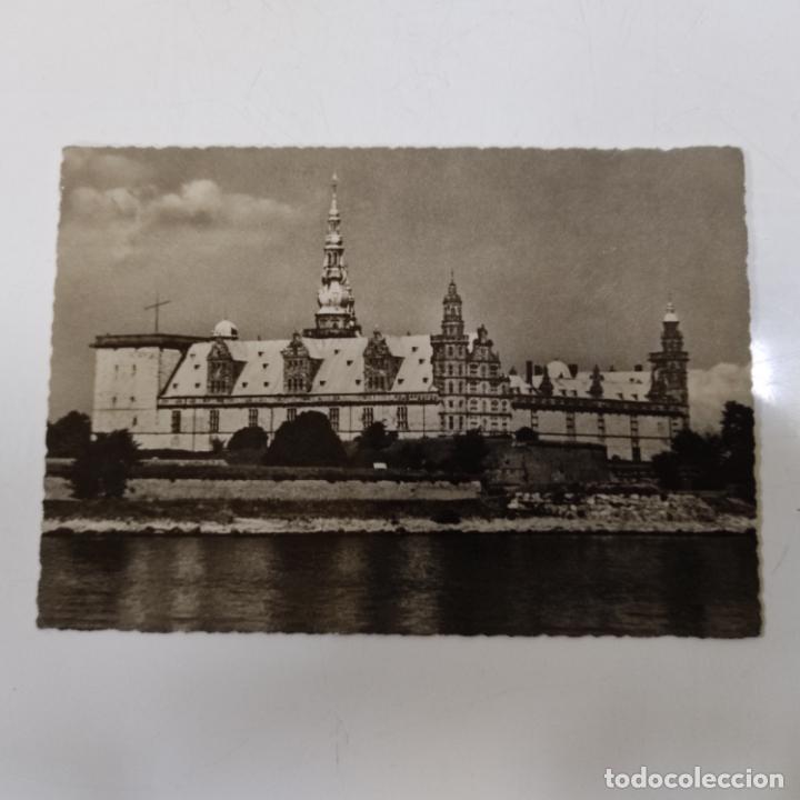 POSTAL KRONBORG SLOT (1126/21) (Postales - Postales Extranjero - Europa)
