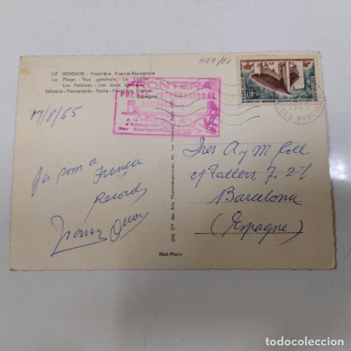 Postales: POSTAL HENDAYE (1127/21) - Foto 2 - 245398420