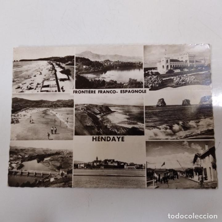 POSTAL HENDAYE (1127/21) (Postales - Postales Extranjero - Europa)