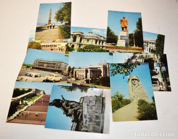 Postales: Lote 18 postales En Tiera Svalbard.Moscu 1978 a.URSS - Foto 2 - 245469315