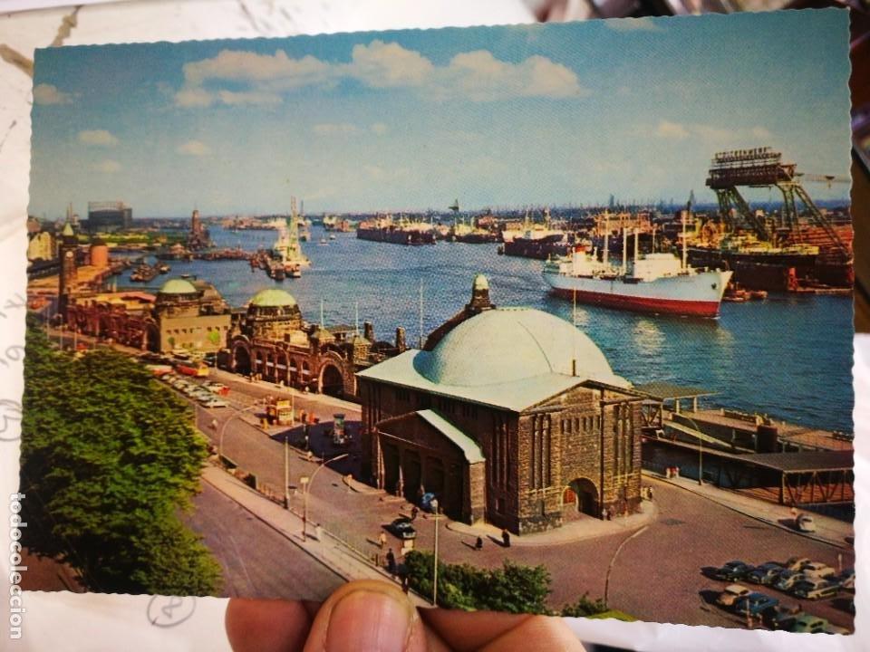 POSTAL HAMBURGO S/C (Postales - Postales Extranjero - Europa)