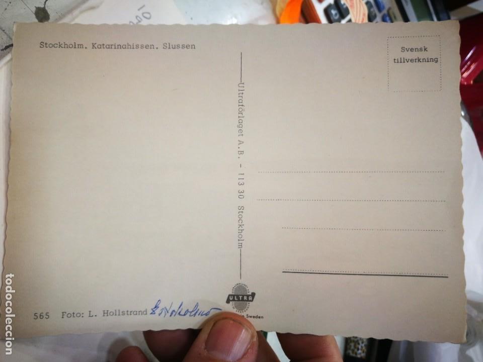 Postales: Postal ESTOCOLMO Katarinahissen Slussen - Foto 2 - 245985335