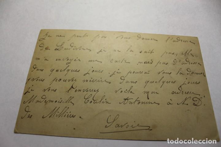 Postales: FRANCE. CARTE POSTALE. CORRESPONDENCIA MILITAIRE - Foto 2 - 245987040