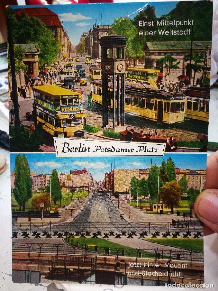 POSTAL BERLIN POSTSDAMER PLATZ S/C (Postales - Postales Extranjero - Europa)