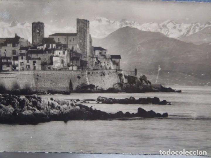 ANTIBES -LES REMPARTS- LA COTE D'AZUR (Postales - Postales Extranjero - Europa)