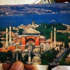 Postales: POSTAL TURQUIA ISTANBUL AYASOFYA MUSEUM S/C. Lote 246096860