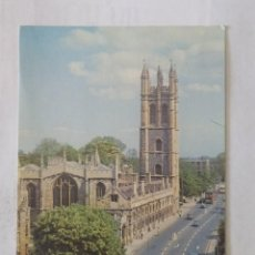 Postales: OXFORD 1976 - MAGDALEN COLLAGE - DIXON - CIRCULADA. Lote 246098070