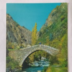Postales: ANDORRA - PUENTE DE SAN ANTONIO - ED. MAJORSA - SIN CIRCULAR. Lote 246104845