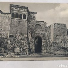 Postales: PERUGIA 1963 - ARCO ETRUSCO - CIRCULADA. Lote 246106865