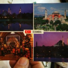 Postales: POSTAL TURQUÍA ISTANBUL S/C. Lote 246134580