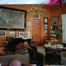 Postales: POSTAL NORUEGA TROLDHAUGEN EDGARD GRIEGO ' S HOME S/C. Lote 246140670
