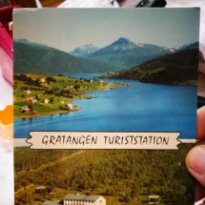 Postales: POSTAL NORUEGA GRATANGEN TURISTSTATION S/C. Lote 246144145