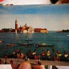 Postales: POSTAL VENECIA ÍDOLA DI S. GIORGIO S/C. Lote 246158770