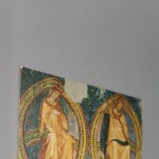 Postales: PISA (ITALIA), CAMPOSANTO MONUMENTAL, MAESTRO DEL TRIUNFO DE LA MUERTE - OPERA PRIMAR. PISANA Nº 2. Lote 246375390