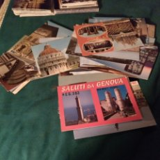 Postales: ITALIA 30 POSTALES, LA MAYORÍA EN BLANCO.. Lote 246597920