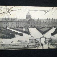 Postais: POSTAL ANTIGUA PARIS 262 LES INVALIDES VEU GENERALE. Lote 246928460