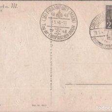 Postales: 3 PIEZAS POSTELES TEMA EUROPA. Lote 247529345