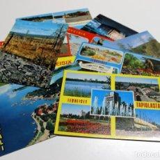 Postales: POSTALES DE FINLANDIA LOTE DE 10 AÑOS 60 / 70 NUEVAS SIN ESCRIBIR Y ESCRITAS NO CIRCULADAS. Lote 247543970