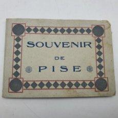 Postales: SOUVENIR DE PISE ( AÑOS 30/40 ) VER FOTOS. Lote 248010045