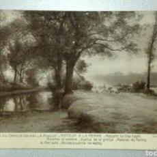 Postales: POSTAL CERCLE VOLNEY FRANQUEADA 1921. Lote 251547685