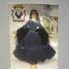 Postales: POSTAL BORDADA LISBOA ( PORTUGAL ). Lote 251611175