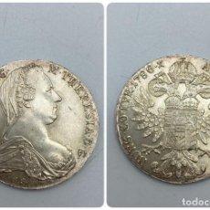 Cartoline: MONEDA. AUSTRIA. MARIA TERESA. THALER. 1780. REACUÑACION. VER. Lote 251803080