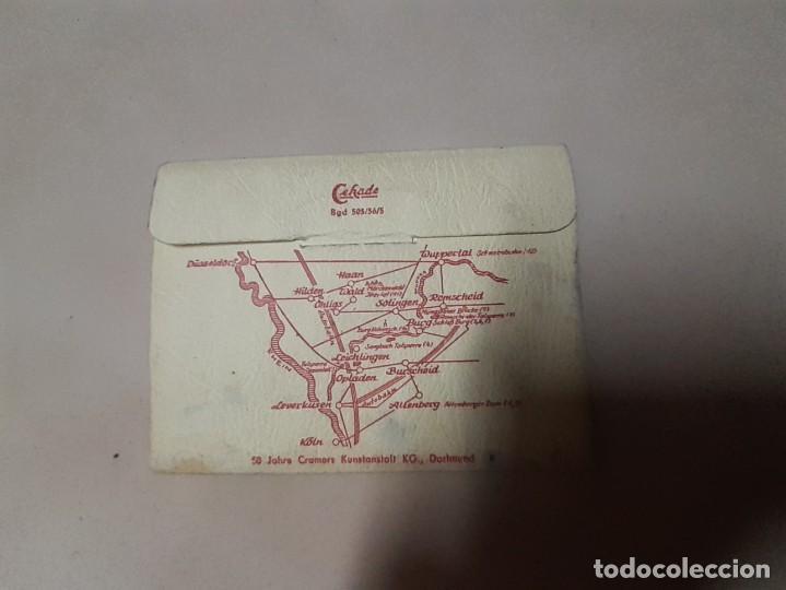Postales: 5 tiras acordeón de postales tamaño aprox. 11x8 Austria, Italia, Suiza y Alemania - Foto 6 - 252121220