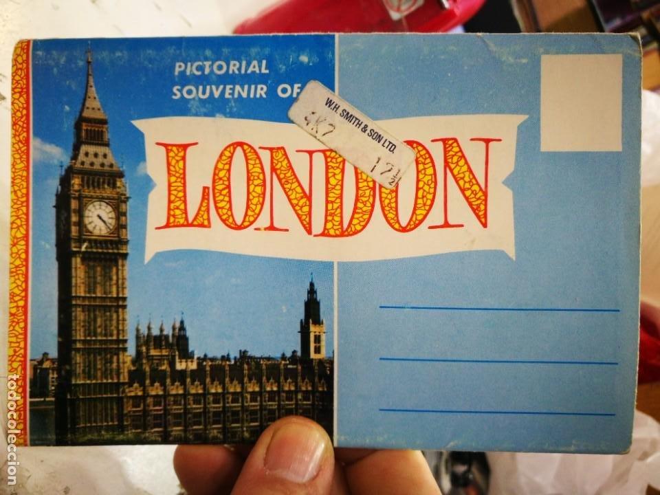 BLOC 12 VISTAS LONDON (Postales - Postales Extranjero - Europa)