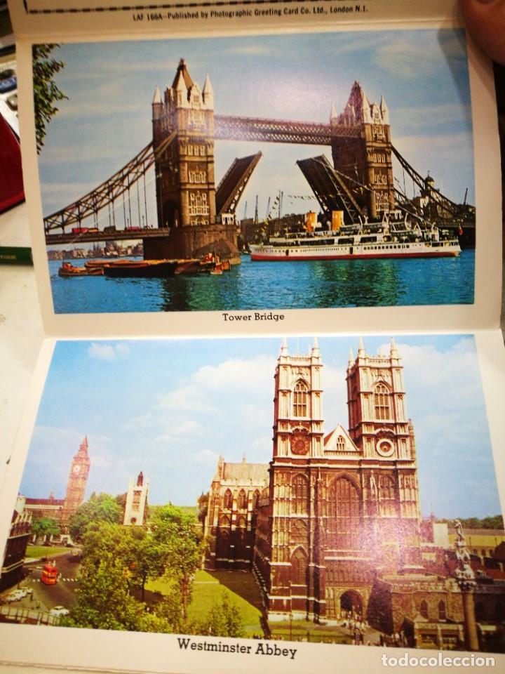 Postales: Bloc 12 Vistas LONDON - Foto 3 - 253866175