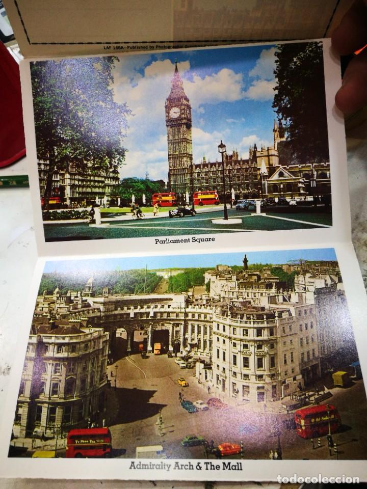 Postales: Bloc 12 Vistas LONDON - Foto 4 - 253866175