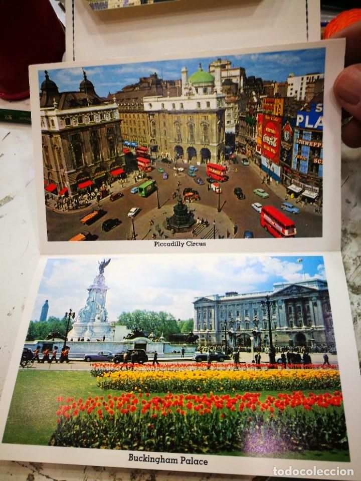 Postales: Bloc 12 Vistas LONDON - Foto 5 - 253866175