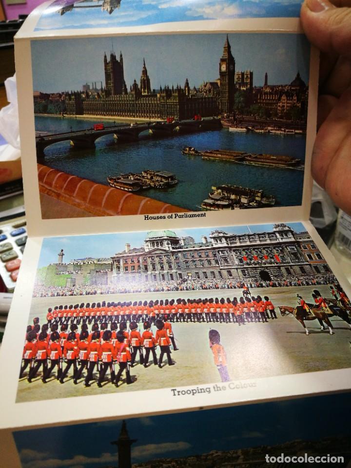 Postales: Bloc 12 Vistas LONDON - Foto 6 - 253866175