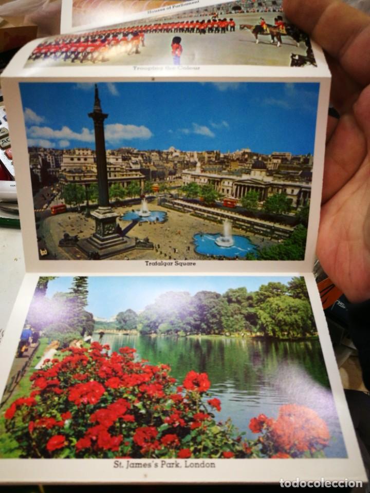 Postales: Bloc 12 Vistas LONDON - Foto 7 - 253866175