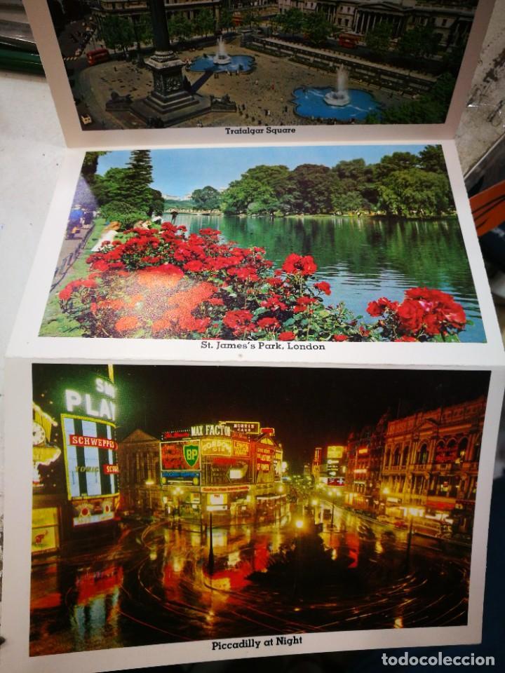 Postales: Bloc 12 Vistas LONDON - Foto 8 - 253866175
