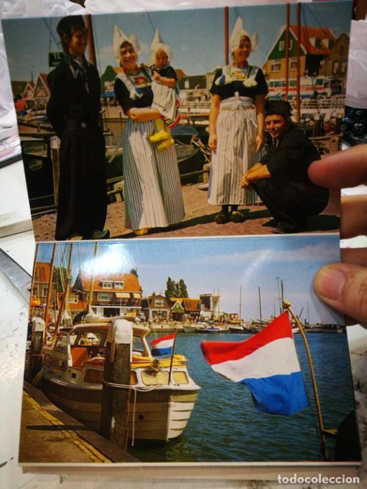 Postales: Bloc con 9 Postales VOLENDAN - Foto 4 - 253867465