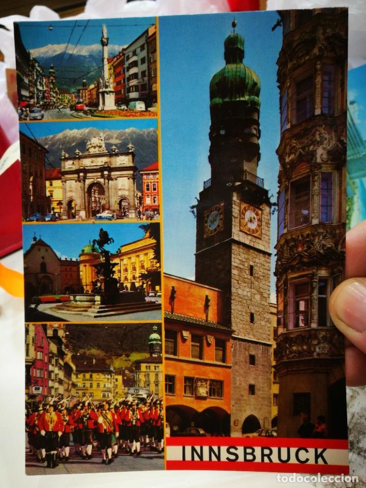 POSTAL INNSBRUCK 1989 (Postales - Postales Extranjero - Europa)