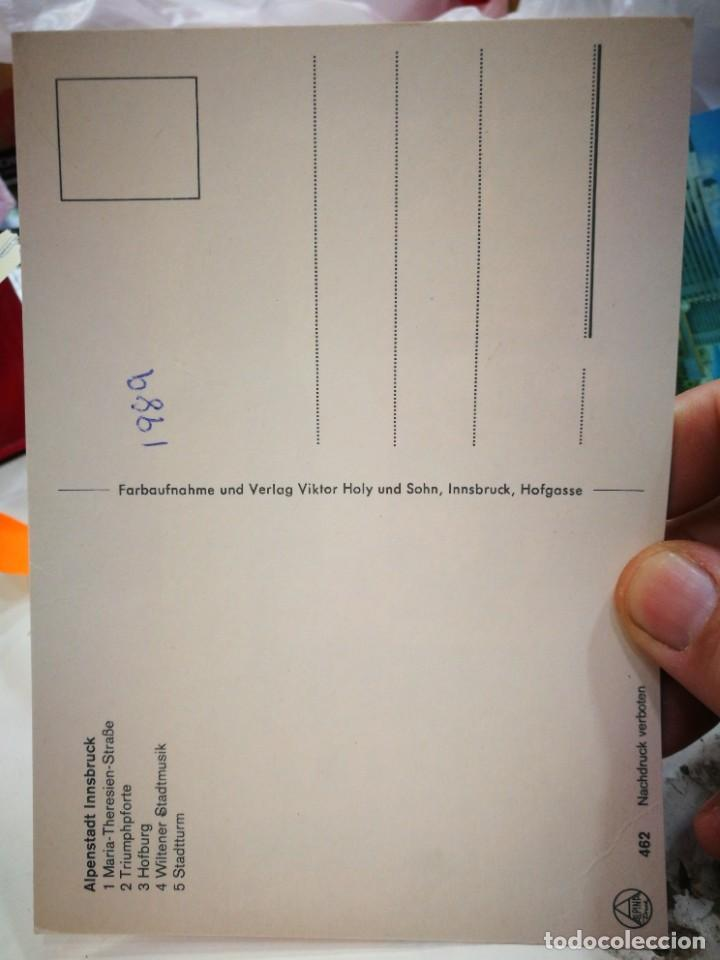 Postales: Postal INNSBRUCK 1989 - Foto 2 - 253907840