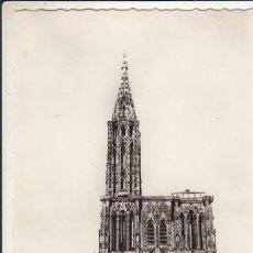 Postales: (5205) POSTAL STRASBOURG, FRANCIA - LA CATEDRAL - S/CIRCULAR. Lote 254049515