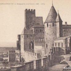 Postales: (5217) POSTAL CARCASSONNE, FRANCIA - LA CITE - S/CIRCULAR. Lote 254075205