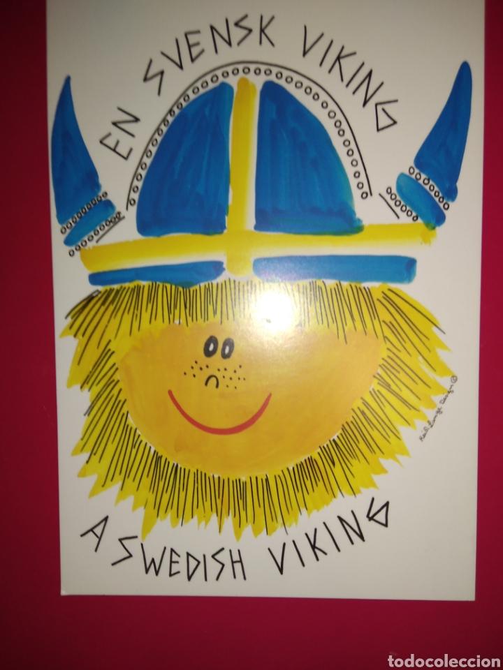 Postales: 4 postales Suecia - Foto 3 - 254294965