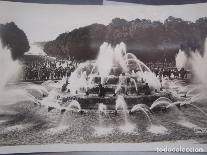 VERSAILLES - LE BASSIN DE LATONE (Postales - Postales Extranjero - Europa)