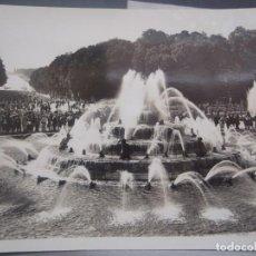 Postales: VERSAILLES - LE BASSIN DE LATONE. Lote 254456950