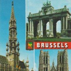 Postales: BRUSELAS. BELGICA .. Lote 254607745