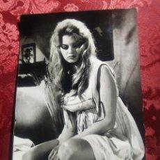 Postales: BRIGITTE BARDOT PARIS AÑOS 1969. Lote 254844475