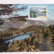 Postales: ANDORRA - LLAC D'ENGOLASTERS - CIRCULADA - P49996. Lote 254990000