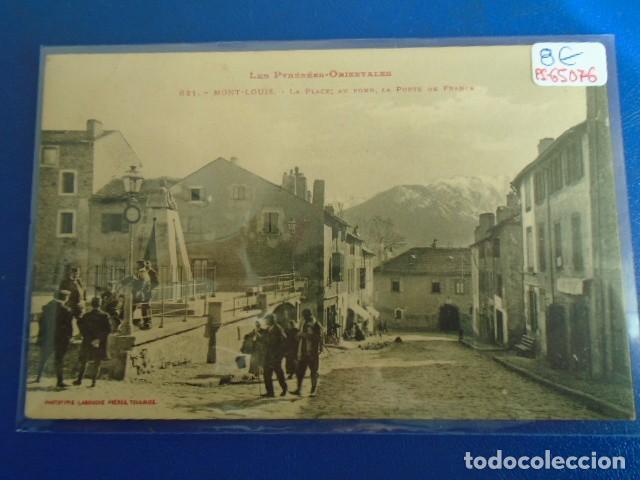 Postales: (PS-65076)POSTAL DE MONT LOUIS-FRANCIA.PRINCIPIOS DE SIGLO - Foto 2 - 255577155
